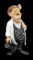 Funny Job Figurine - Doctor with Bag