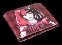 Men's Wallet Harlequin - Dark Jester