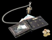 Ghost Wallet - Gold Meliora