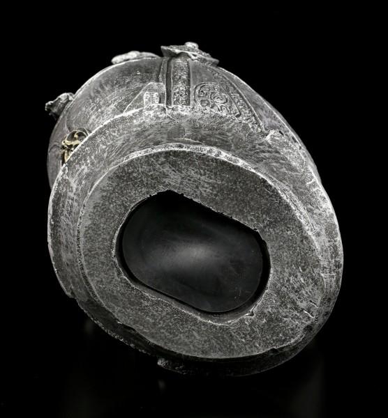 Ritter Spardose - Helm mit Drache