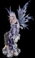 Large Fairy - Snow Flake