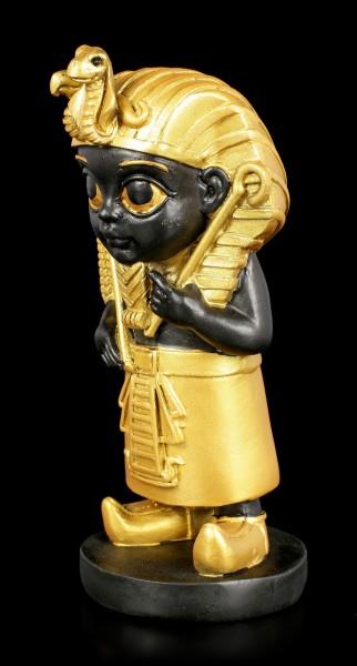 Niedliche Tutanchamun Figur