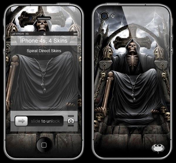 Fantasy Smartphone Skin - Lord Reaper