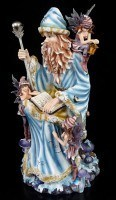 Wonderland Sorcerer with Fairies