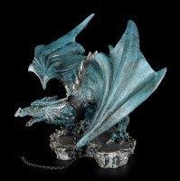 Dragon Figurine - Nyx with loose Chain