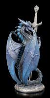 Letter Opener Dragon - Storm Blade