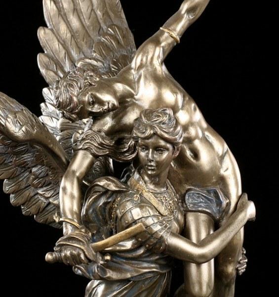 Winged Fame Gloria Victis - Figur