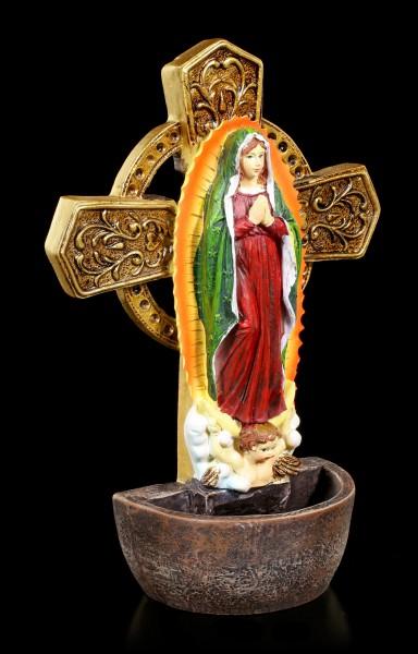 Weihwasserspender - Unsere Liebe Frau von Guadalupe