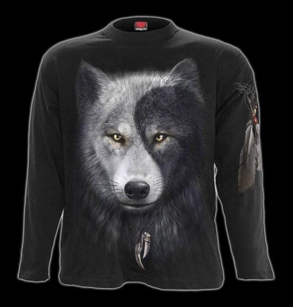 Wolf Chi - Longsleeve