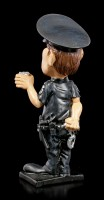 Funny Job Figurine - Police Officer