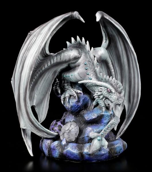 Drachen Figur - Adult Rock Dragon