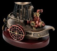 Steampunk - Ballon Luftschiff