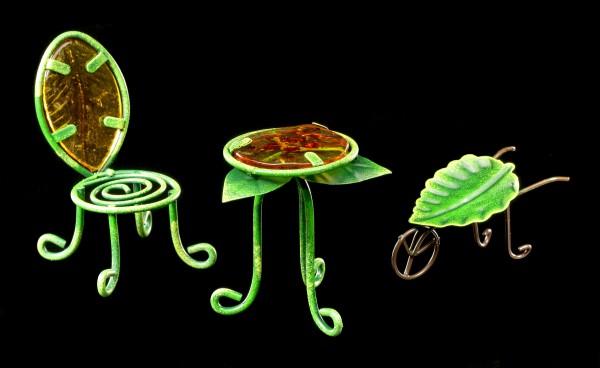 Elfen Gartenmöbel Set