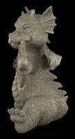 Garden Figurine - Dragon of Love - Armor