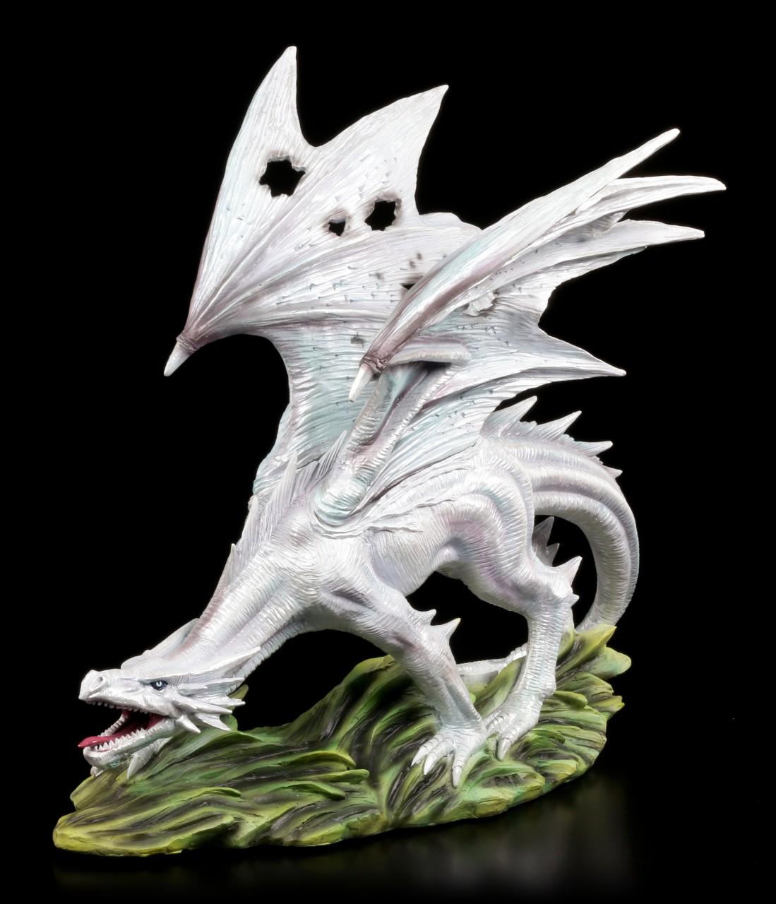 Drachen Figur - Tundra im Gras