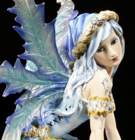 Fairy Figurine - Kisra Awakens from the Cold
