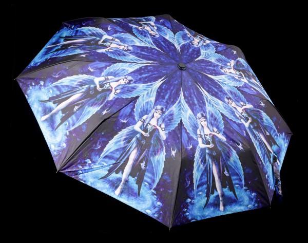 Regenschirm mit Elfe - Enchantment
