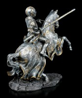 Knight Figure on Horse with Lance