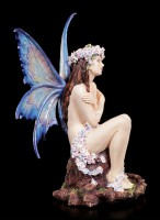 Fairy Figurine - Floresca with colorful Wings