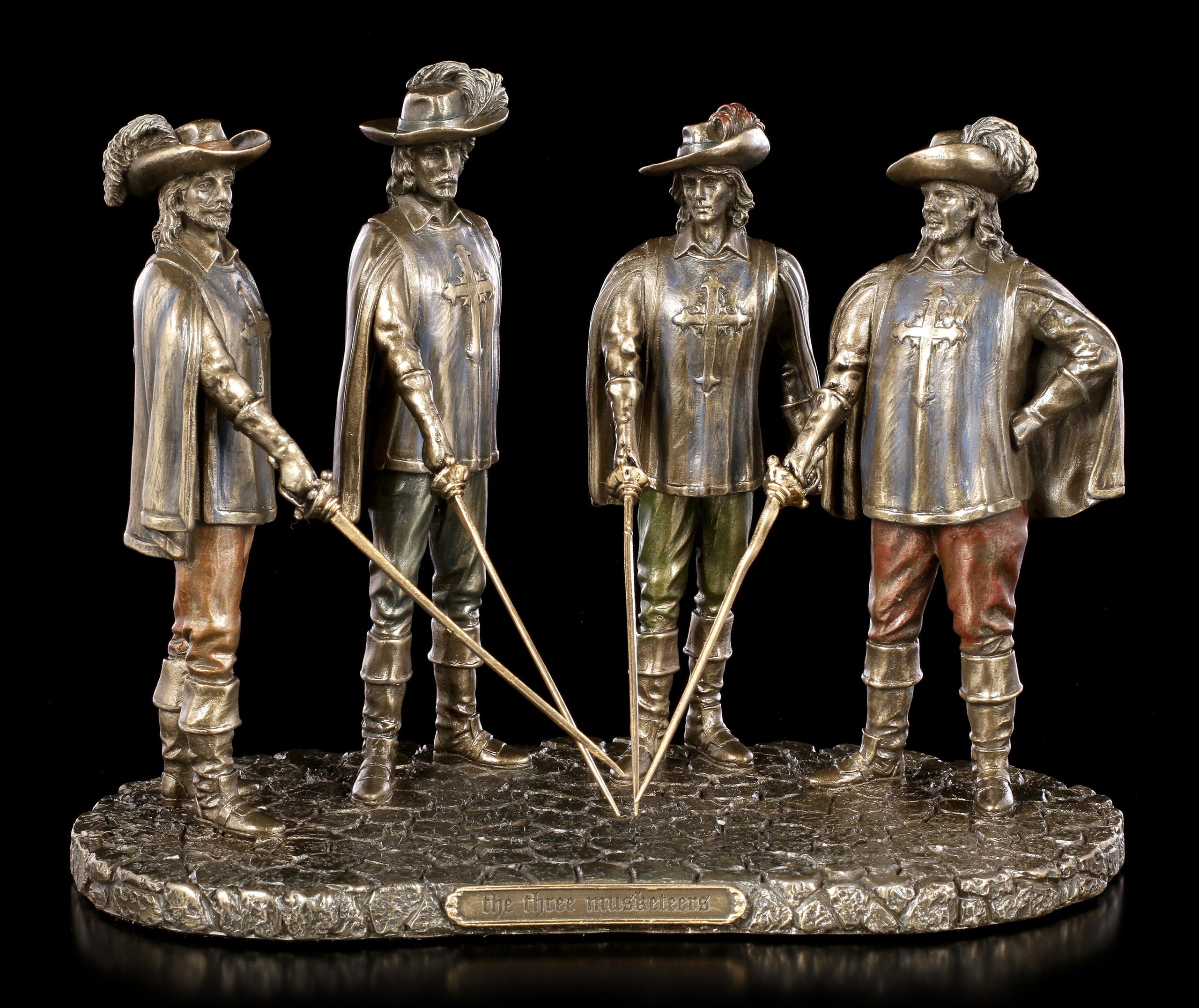 Die Drei Musketiere Figuren