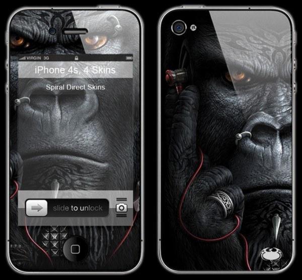 Fantasy Smartphone Skin - Devolution