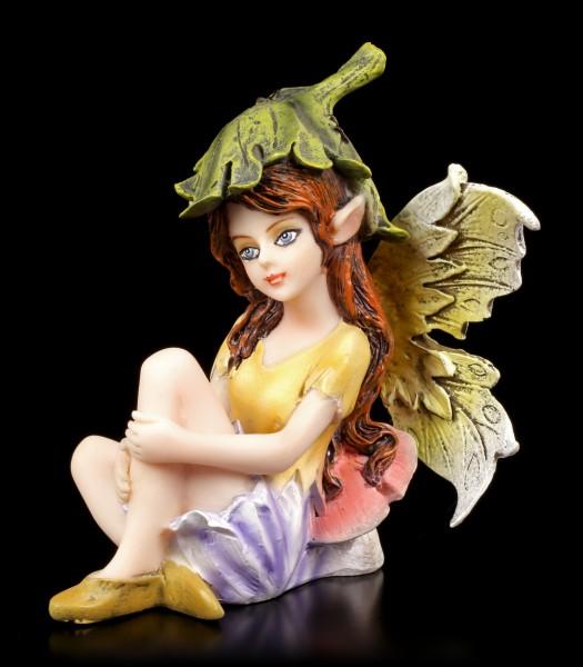 Kleine Elfen Figur - Gilorin träumt vor sich hin