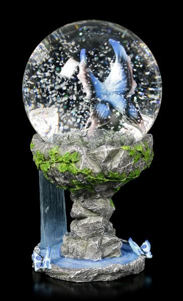 Fairy Snowglobe - Immortal Flight by Anne Stokes