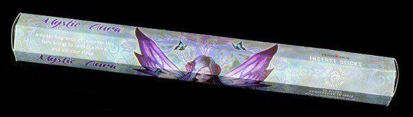 Räucherstäbchen - Mystic Aura - Lavendel