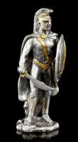 Spartan Warrior Leonidas - Pewter Figurine