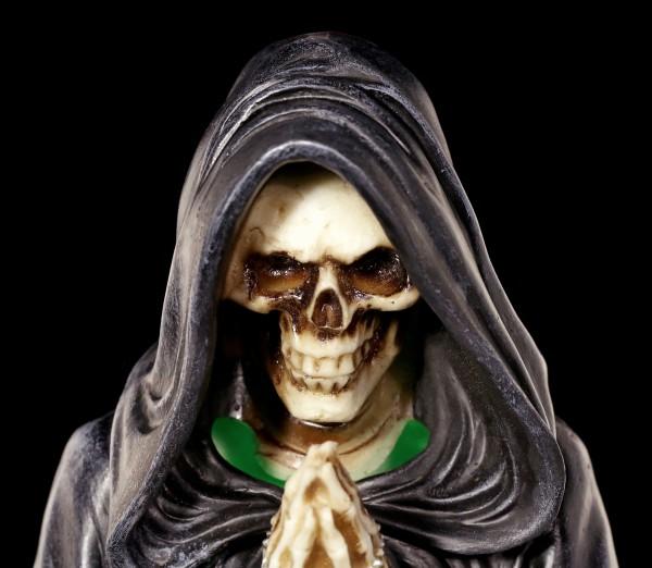 Reaper Wandrelief - Final Prayer mit LED Beleuchtung