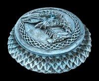 Drachen Schatulle - Eisdrache