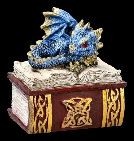 Dragon Box - Bedtime Stories - blue