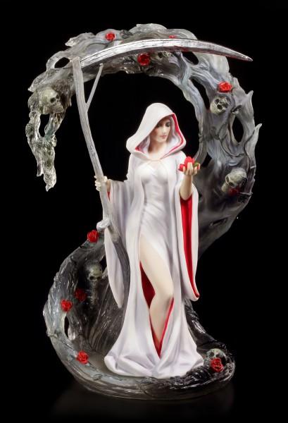 Vorschau: Anne Stokes Figur - Life Blood - Weiblicher Reaper