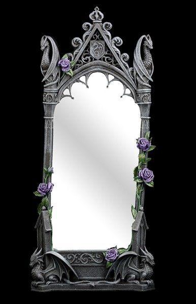 Drachen Spiegel - Dragon Beauty - Anne Stokes