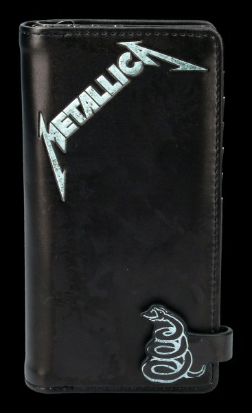 Metallica Purse - Black Album