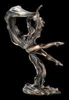 Gymnastik Figur weiblich - Bändertanz