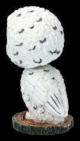 Bobble Head Figurine - Owl Beak