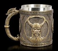 Loki Krug - Nordischer Gott