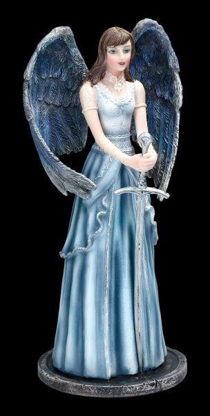 Angel Figurine - Serenety with Sword