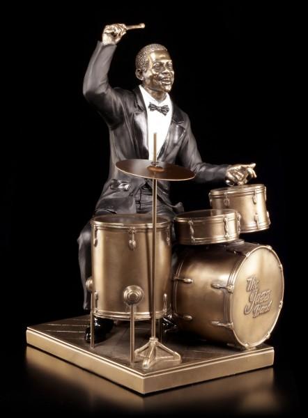 The Jazz Band Figur - Schlagzeug Spieler