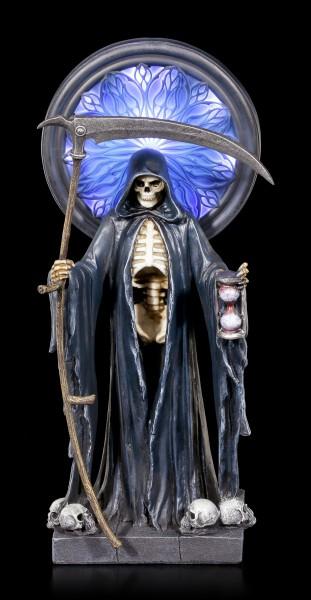 Reaper Figur mit LED als Nachtlicht - Deathly Glow