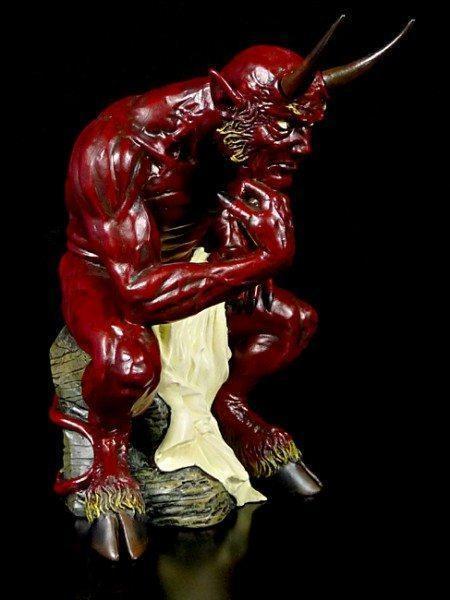 Teufel Figur - Diabolos