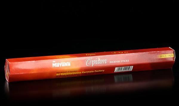 Räucherstäbchen - Opium