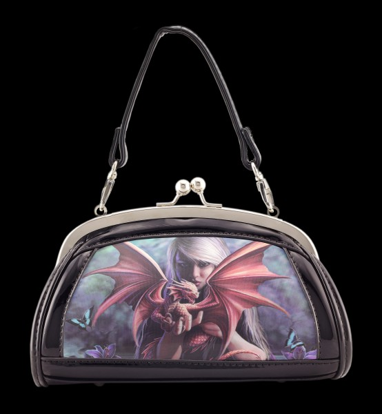 Evening Bag with 3D Picture - Dragonkin