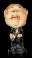 Funny Job Figur - Wackelkopf Anwalt