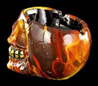 Small Skull Ashtray - Hellfire