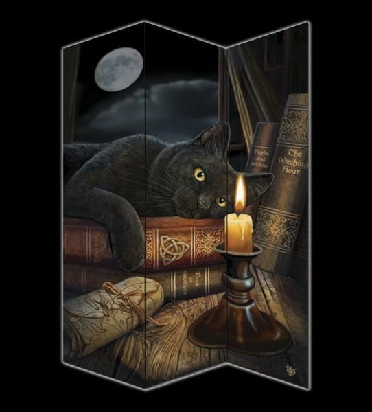 Raumteiler - Witching Hour by Lisa Parker
