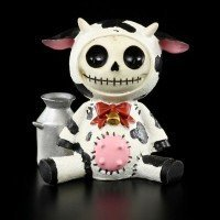 Furry Bones Figur - Moo Moo