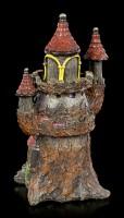 Elfen Haus mit LED - Magic Castle