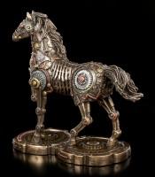 Steampunk Horse Figurine - Infinity Life